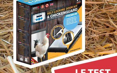 Porte automatique pour poulailler Chicken Guard : Comment automatiser votre poulailler !