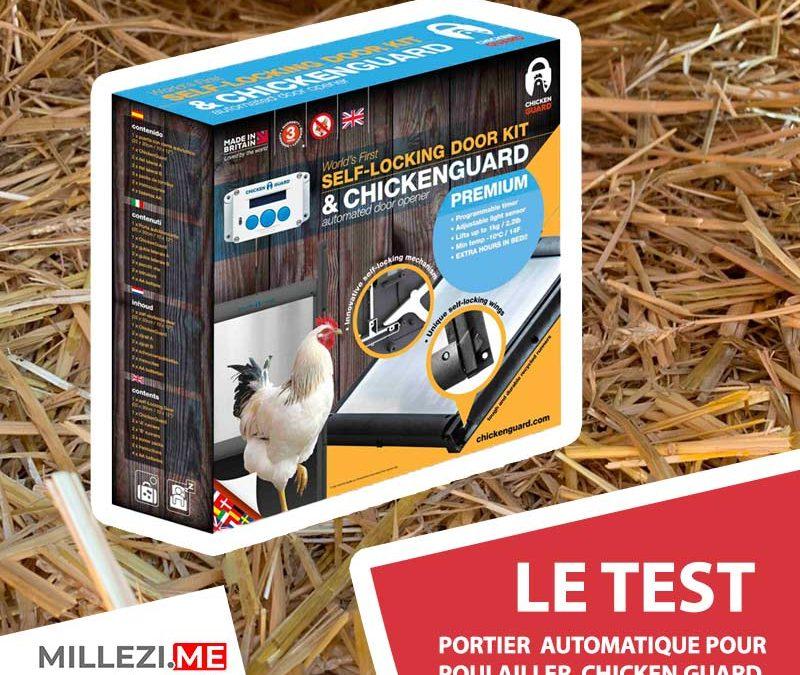 Porte automatique pour poulailler Chicken Guard : Test et tuto d'installation pour automatiser votre poulailler !
