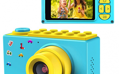 Test appareil photo pour enfant ShinePick à moins de 35 euros